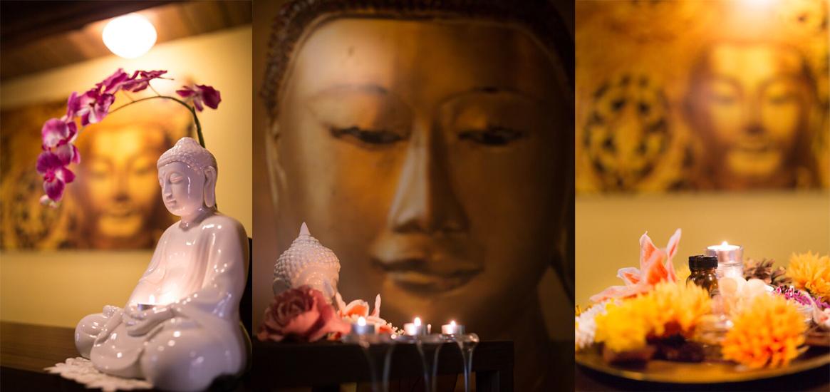 Vítejte v salónu thajských masáží ... ve světě vůní, exotiky a relaxace.