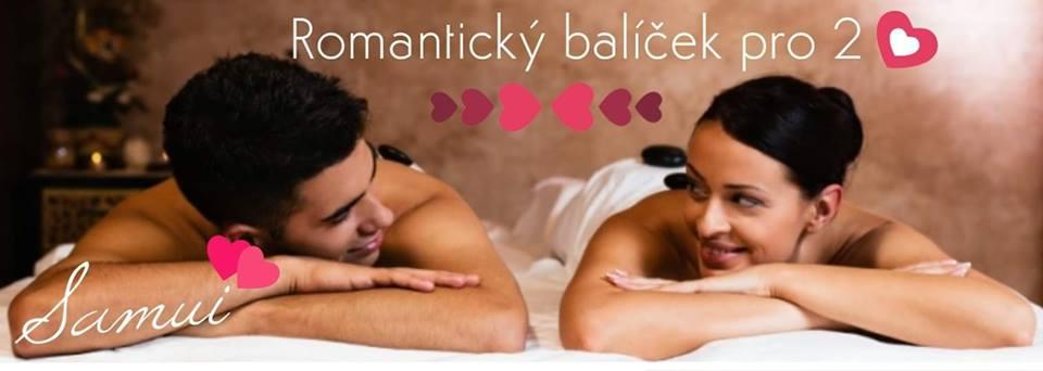 VALENTÝNSKÁ SOUTĚŽ  - ROMANTICKÝ BALÍČEK PRO 2 ZDARMA
